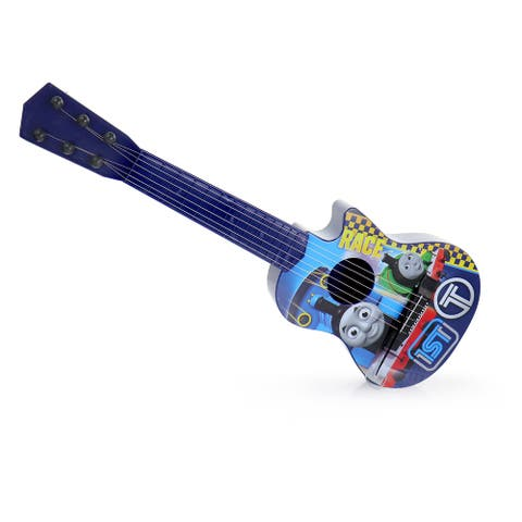 Thomas and Friends 21 Inch Mini Guitar in Blue
