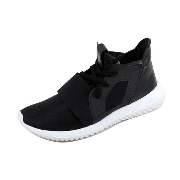Adidas Women's Tubular Defiant Black/Black S75249 Size 5