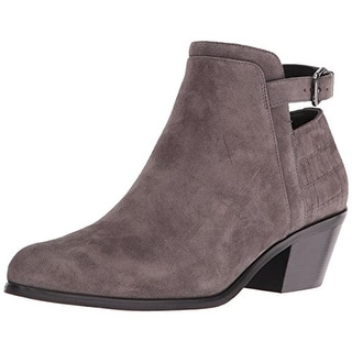 Via Spiga Womens Caryn Ankle Boots Suede