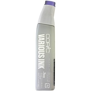 Copic Various Ink Refill For Sketch & Ciao Markers-Fluorescent Dull Violet