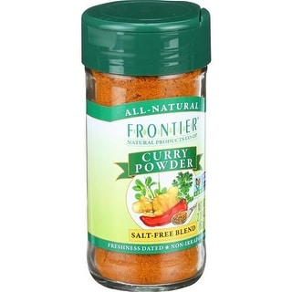 Frontier Herb - Curry Powder Seasoning Blend ( 4 - 2.19 OZ)