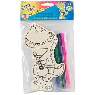 Wood Craft Pack-Dinosaur