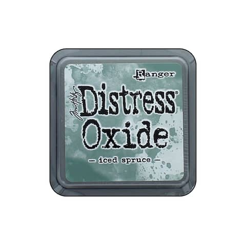 Ranger THoltz Distress Ink Pad Oxide Iced Spruce