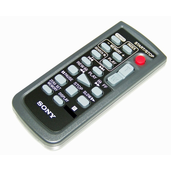 OEM NEW Sony Remote Control Originally Shipped With HDRHC7E, HDR-HC7E