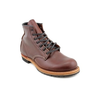 Red Wing Shoes 09016 Men  Round Toe Leather Brown Chukka Boot