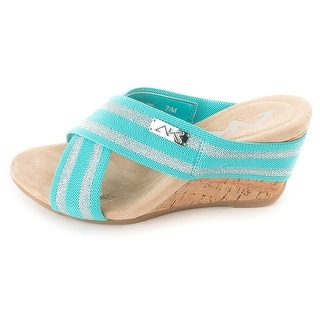 Anne Klein Sport Women's Lorri Wedge Sandal