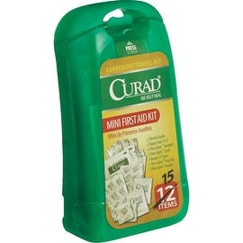 Curad 15Ct Mini First Aid Kit