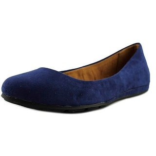 American Rag Ellie Women Sailor Blue Flats