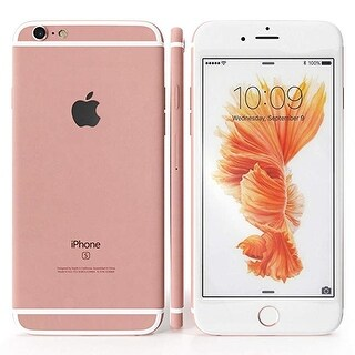 Link to Refurbished iPhone 6S 64 GB Rose Gold GSM Unlocked Similar Items in Mobile Phones