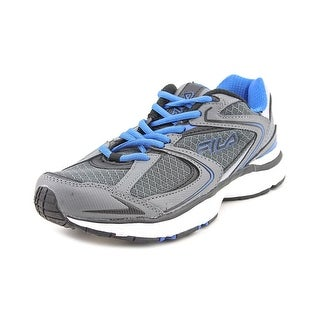 Fila Simulite 3 Men Round Toe Synthetic Gray Running Shoe