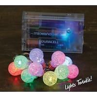 Twinkle Timer Multi  Lights