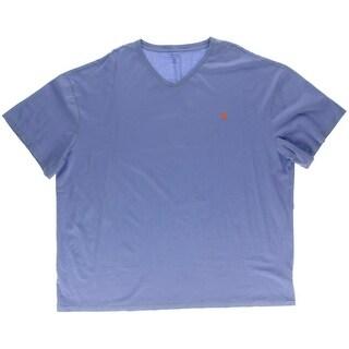 Polo Ralph Lauren Mens Big & Tall T-Shirt Signature Short Sleeves