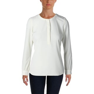 NYDJ Womens Petites Blouse Woven Hi-Low|https://ak1.ostkcdn.com/images/products/is/images/direct/c4218c66bfcc5c6722532656eda5e2fc93455dc4/NYDJ-Womens-Petites-Blouse-Woven-Hi-Low.jpg?_ostk_perf_=percv&impolicy=medium