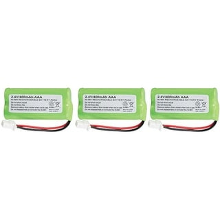 Battery for All Brands BT183342 (3 Pack) Rechargeable Battery