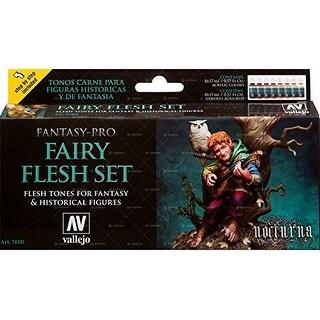 Vallejo Fairy Flesh Set Paint