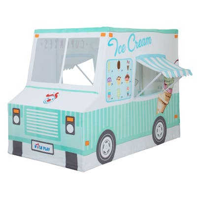 Deluxe Ice Cream & Cupcake Truck Playhouse Role Play