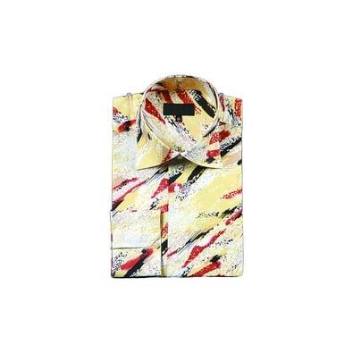Men's Abstract Art Shirt