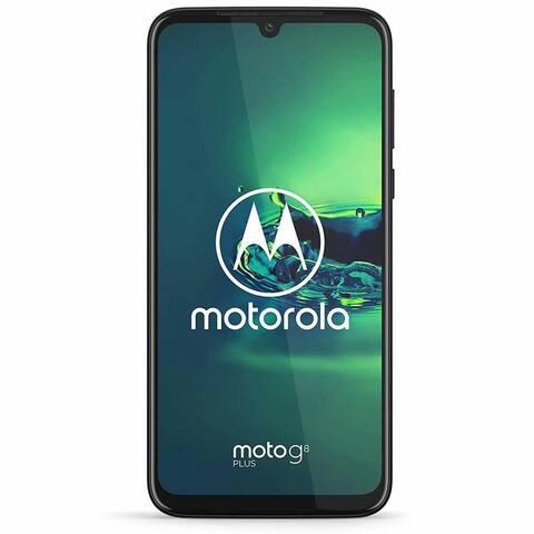 Motorola Moto G8 Plus 64GB XT2019-2 Hybrid Dual SIM GSM Unlocked Phone