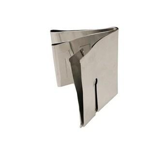 Vega Wind Foil - Aluminum Wind Screen