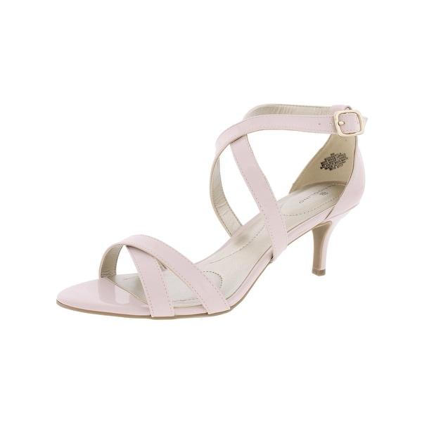 Bandolino Womens Nakayla Dress Sandals Open Toe Stiletto