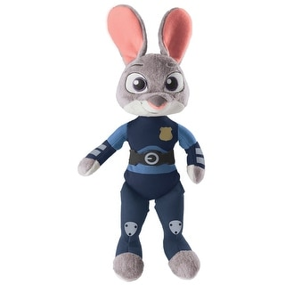"Disney Zootopia 13.5"" Talking Plush Officer Juddy Hopps"