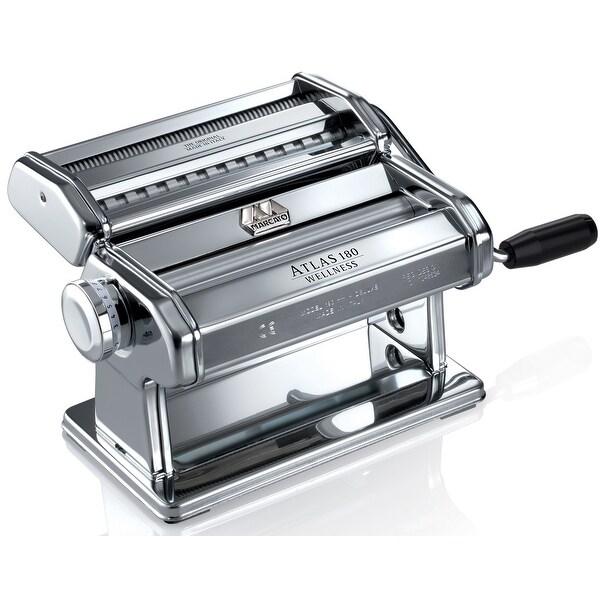 Marcato 8341 Atlas 180 Pasta Machine, Chrome