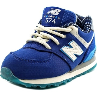 New Balance KL574   Round Toe Canvas  Sneakers