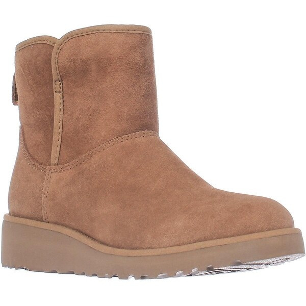 Shop UGG Australia Kristin Warm Winter Boots, Chestnut