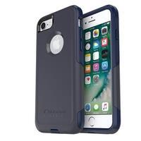 OtterBox Commuter Series Case For Apple iPhone 7 & 8 - Indigo Blue - Black