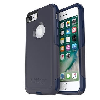 OtterBox Commuter Series Case For Apple iPhone 7 & 8 - Indigo Blue - Black