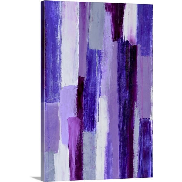 """Passions"" Canvas Wall Art"