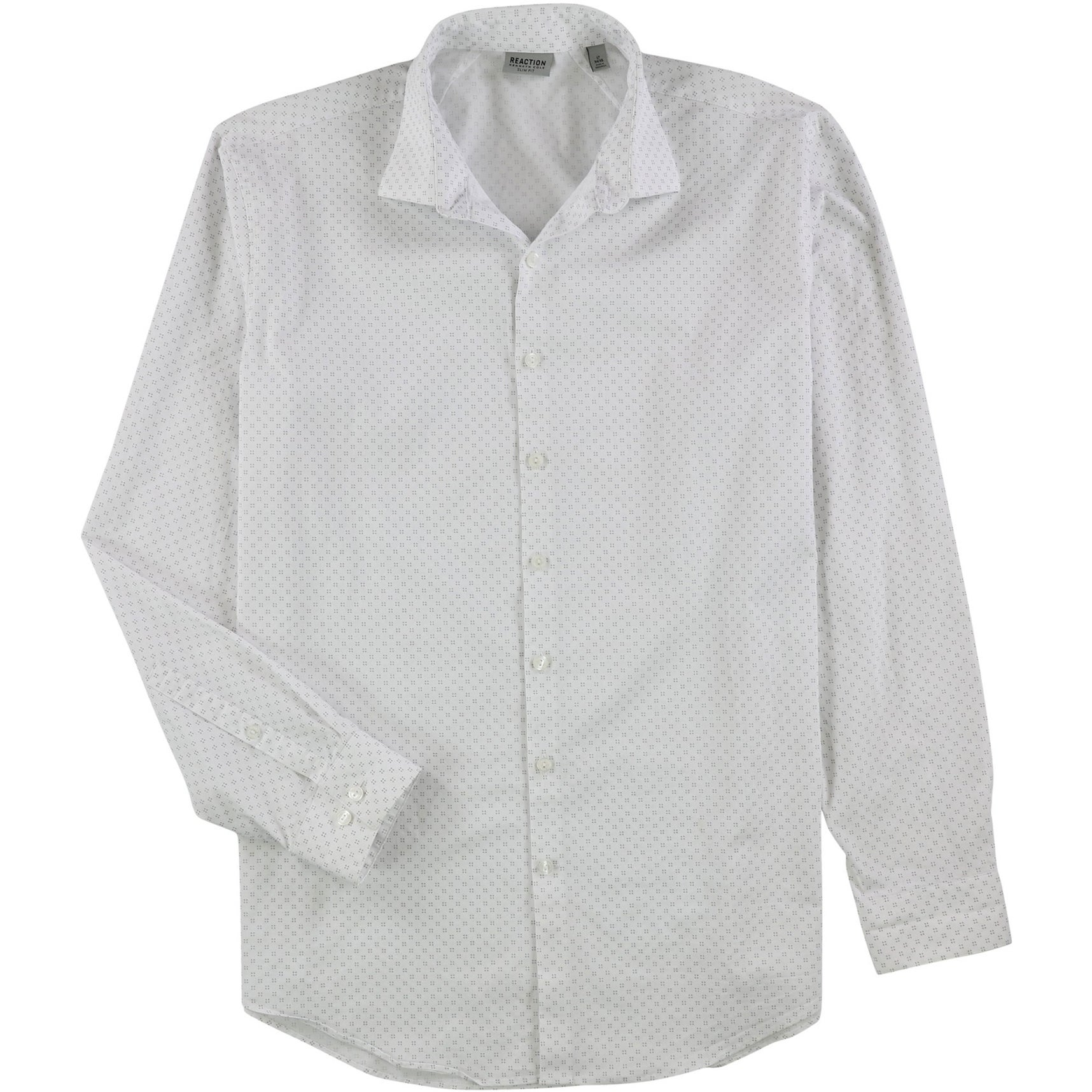 Kenneth Cole New York Mens Long Sleeve Business Wear Button-Down Shirt BHFO 3036