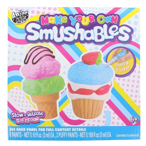 Make Your Own Foam Smushables Activity Kit