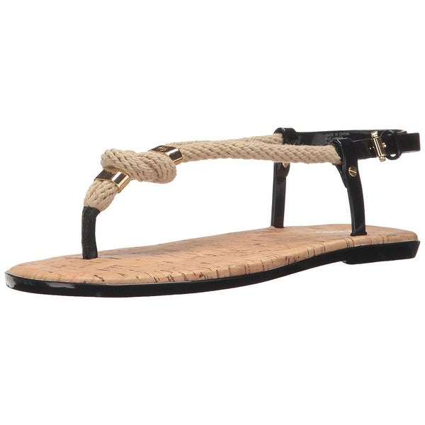 b80512fce379 MICHAEL Michael Kors Womens Holly Jelly Split Toe Casual Slingback Sandals