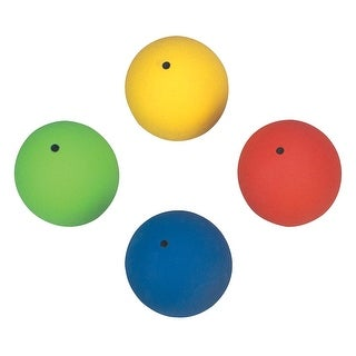 Sportime Elementary PVC Shot Puts, Set of 4