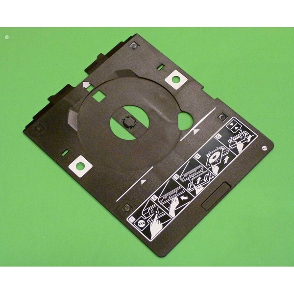 OEM Epson CD Print Printer Printing Tray: XP-600, XP-700, XP-750, XP-800, XP-850