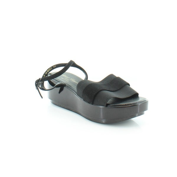 Robert Clergerie Poddy Women's Sandals El Noir - 9.5