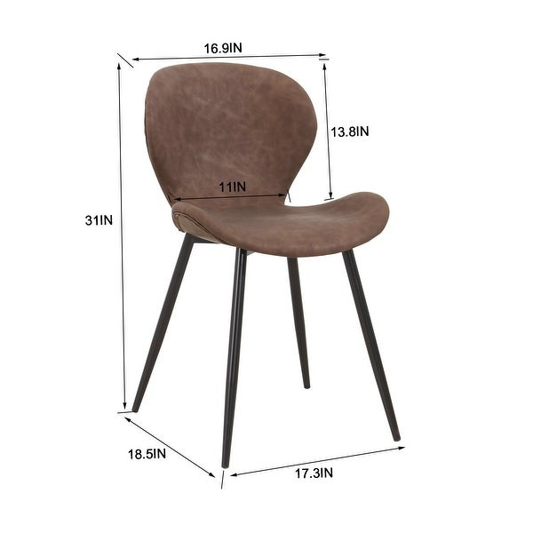Multi Color Optional Solid Wooden Legs Dining Chairs Kitchen Chair With Comfortable Backrest For Office Color Beige Living Room Home Kitchen Furniture