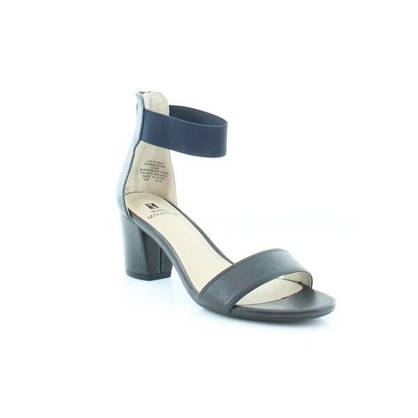 White Mountain Elinie Women's Sandals & Flip Flops Navy