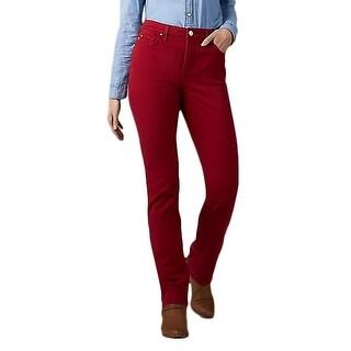 Lee Misses Gwen Platinum Label Classic Fit Colored Jeans