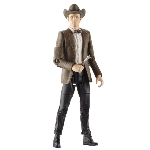 """Doctor Who 5.5"""" Action Figure: 11th Doctor (Cowboy Hat) - multi"""