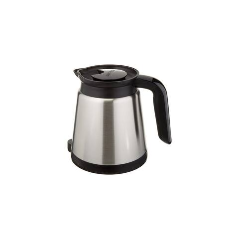 Keurig 2.0 Thermal Carafe, 32oz Double-Walled, Vacuum-Insulated, Stainless Steel Carafe-(1 Pack)