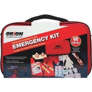 Orion Safety Prod. 60Pc Prem Emergency Kit 8907 Unit: EACH