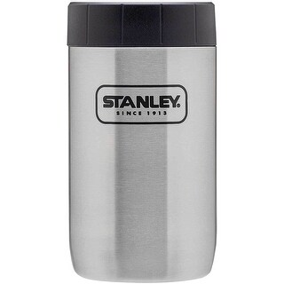 Stanley Adventure 14 oz. Wide-Mouth Vacuum Insulated Food Jar - Stainless Steel - 14 oz.