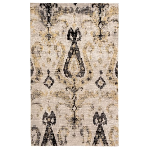 Nyla Indoor/ Outdoor Ikat Area Rug