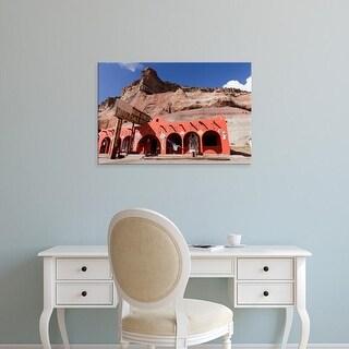 Easy Art Prints Julien McRoberts's 'Route 66 Iv' Premium Canvas Art