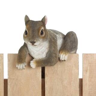 "Climbing ""chip"" Squirrel Decor"