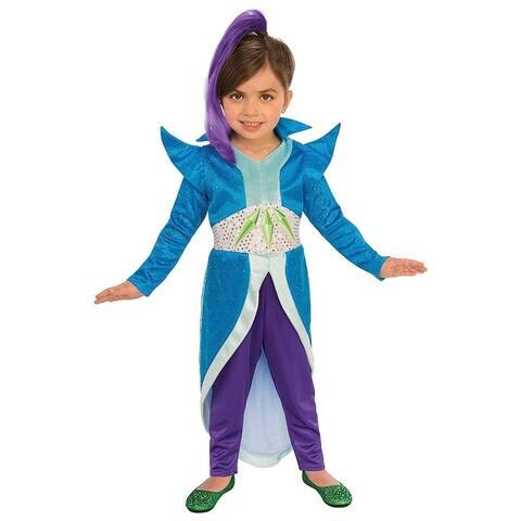 Shimmer and Shine Zeta Child Costume - Blue