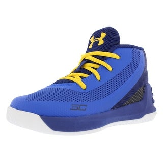 Under Armour Curry 3 Basketball Boy's Shoes