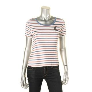 Gypsies and Moondust Womens Juniors Casual Top Striped Textured - M|https://ak1.ostkcdn.com/images/products/is/images/direct/c44ea1dfcd69b67eae6dedf995a7b18c2b3d21ff/Gypsies-and-Moondust-Womens-Juniors-Casual-Top-Striped-Textured.jpg?impolicy=medium